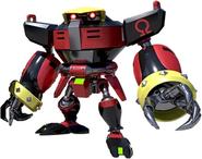 Team Sonic Racing Omega No Car