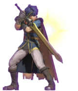 1.18.Path of Radiance Ike preparing to counter