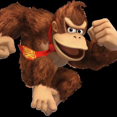 FanSmash/Donkey Kong