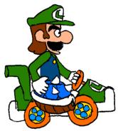 LuigiKart8