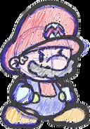 PMFFF Sketchy Mario