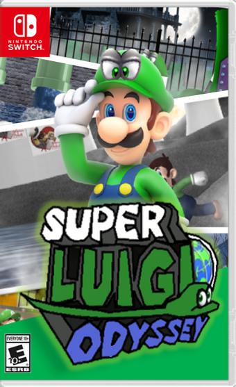 Super Luigi Odyssey Fantendo Game Ideas More Fandom