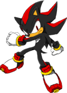 7. Shadow The Hedgehog