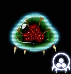 Metroid Larva