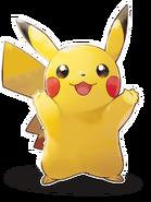 Pikachu - Pokemon Let's Go