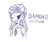 Poker's Diamond - By Tigz