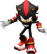 Sonic boom new shadow render