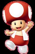 Super Toad (The Super Mario Bros. Super Show)