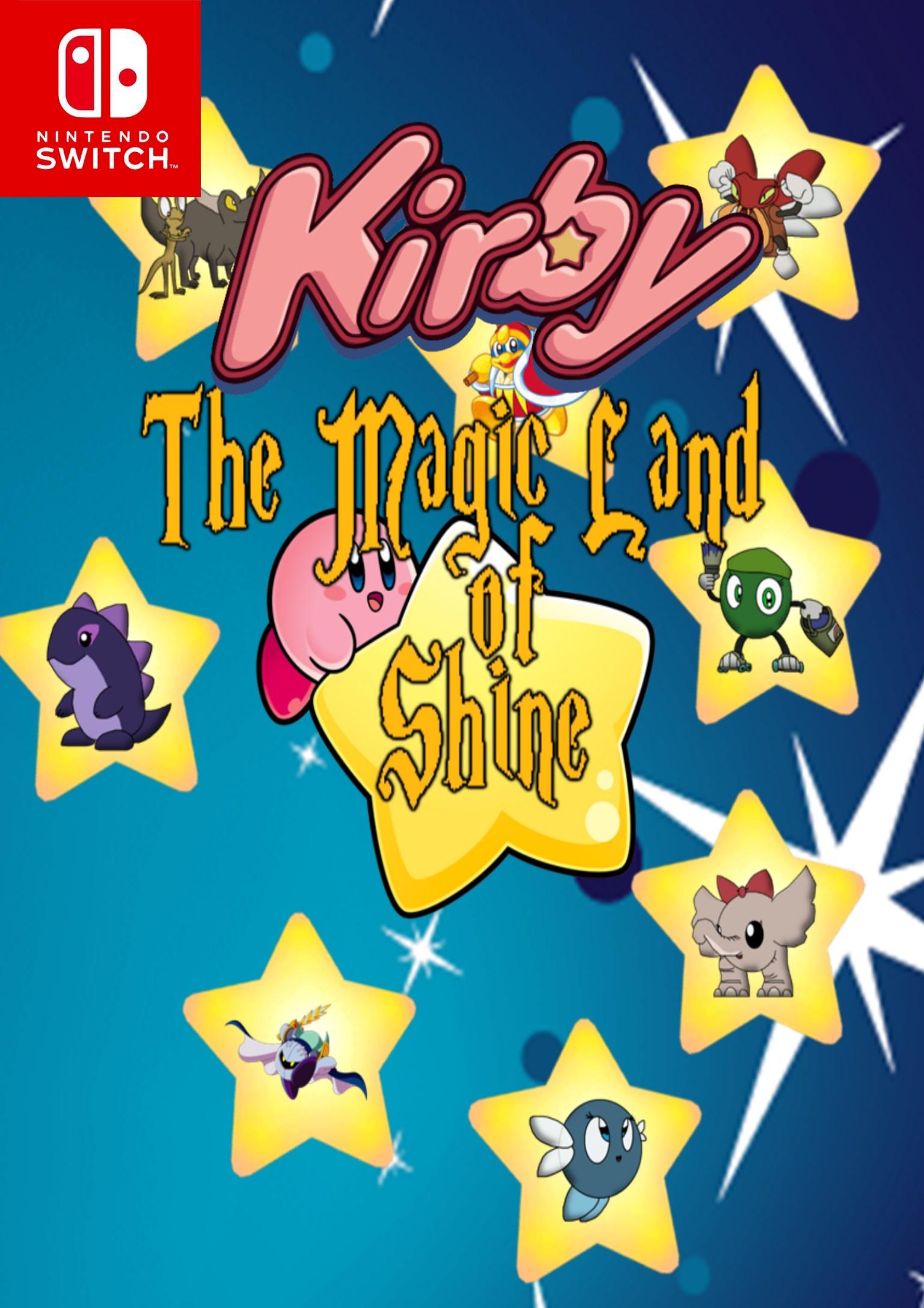Kirby: The Magic Land of Shine