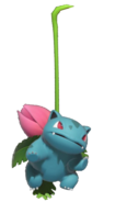 1.10.Ivysaur using Vine Whip 2