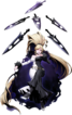 Hilda the Paradox (BlazBlue Cross Tag Battle, Character Select Artwork)