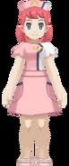 Pokémon Center Lady SM OD