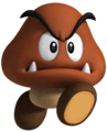 Run Goomba Run Art