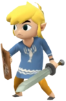 1.1.Outset Toon Link Standing