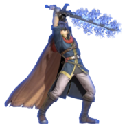 1.12.Path of Radiance Ike using eruption