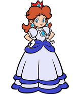 2D Daisy - Lavender