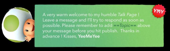 Profile YeMeYe - Talk Page Intro.png
