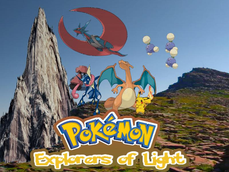 Fantendomon Mystery Dungeon: Explorers of Light