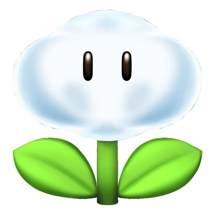 Cloud Flower