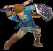 1.8.Champion Link preparing his boomerang