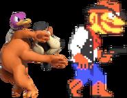 0.21.Duck Hunt Duo summoning a Wild Gunman 4