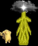 2.13.Pikachu using Thunder 2