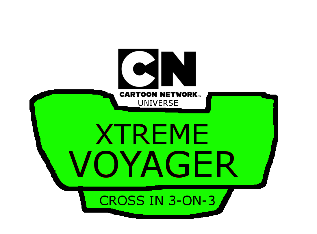 Cartoon Network Universe: Xtreme Voyager Cross in 3-on-3