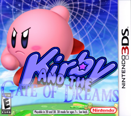 Kirby and the Gate of Dreams