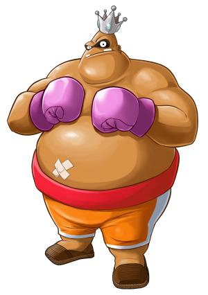King Hippo