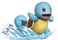 1.4.Squirtle Floating