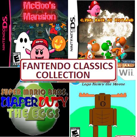 Fantendo Classics Collection
