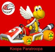 Paratroopa in Mario Kart 9