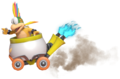 0.3.Lemmy Koopa's Clown Kart Dashing Forward