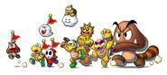 3DS MarioLuigiSSBM charset 01 png jpgcopy