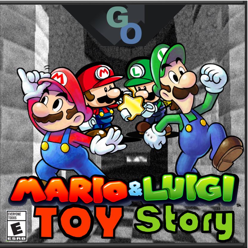 Mario & Luigi: Toy Story