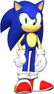Sonic S3D