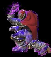 1.13.Ganondorf charging up his Warlock Punch