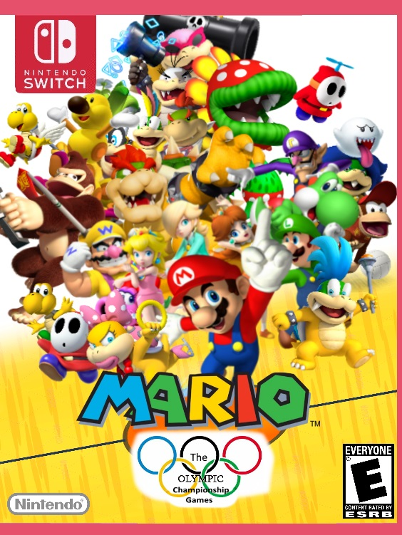 Mario: The Olympic Championship Games
