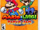 Mario & Luigi: Paper Jam (Nintendo Switch)