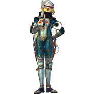 HW Sheik - Standard Outfit (Twilight)