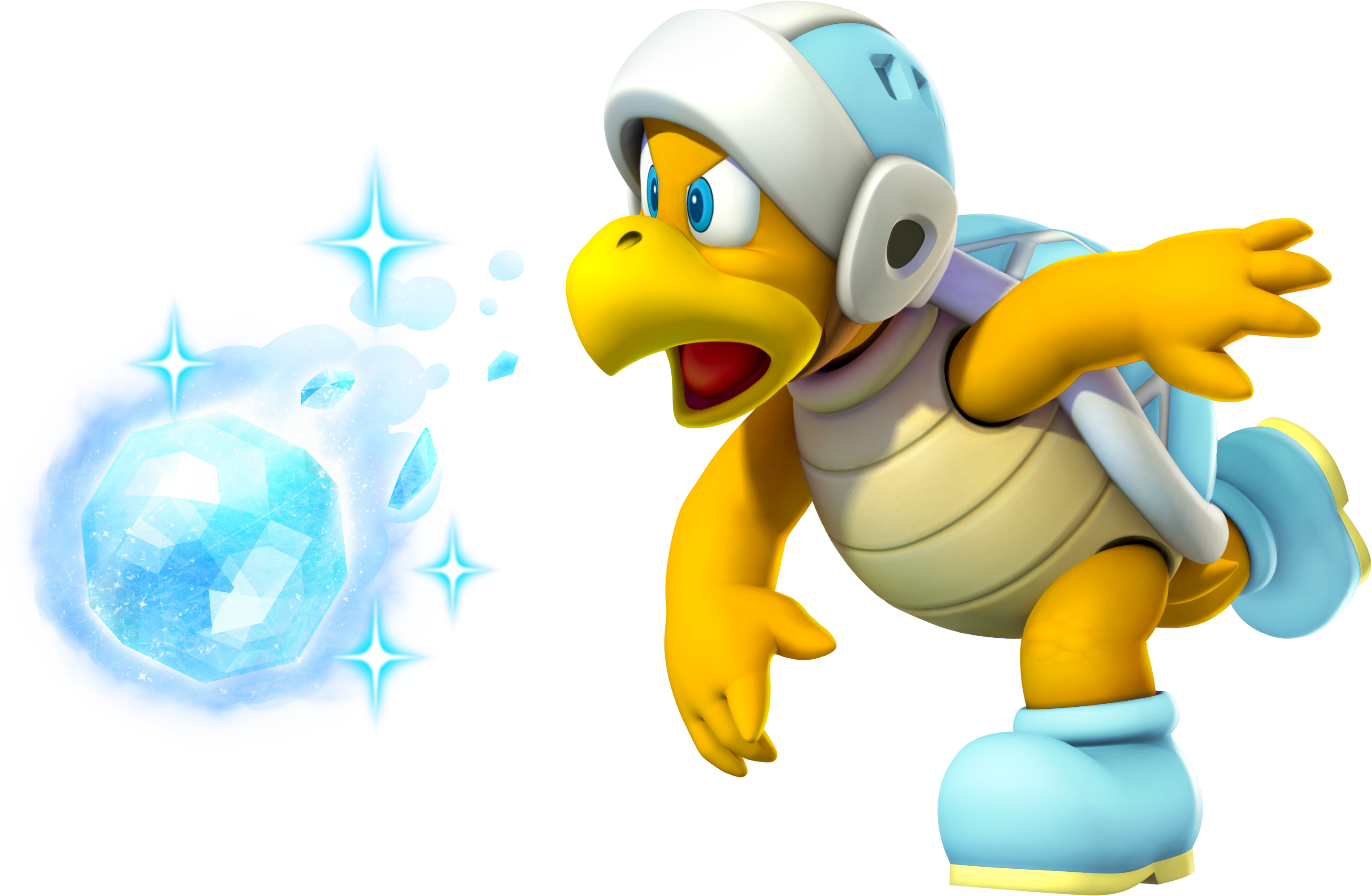 Ice Bro.