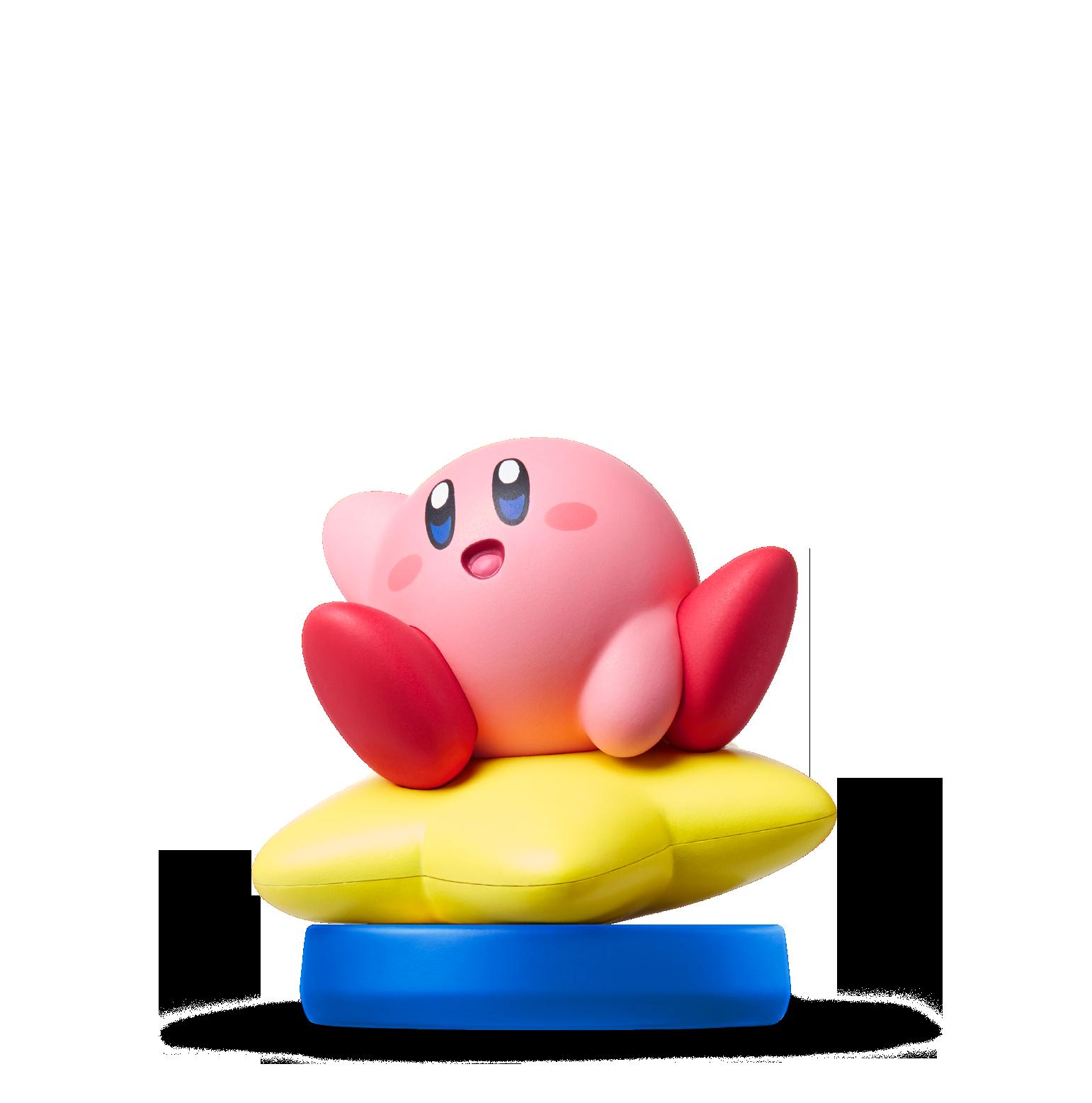 Amiibo/Kirby Collection