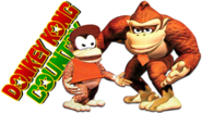 DKC TV Series DK and Diddy