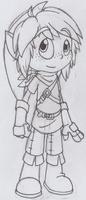 Link WoLaS Hero Garb