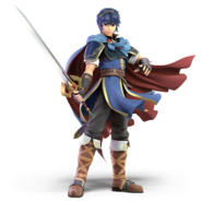 Marth SSBUltimate