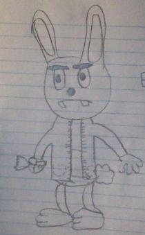 Buck the Rabbit