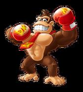 Donkey Kong - Punch-Out