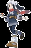 Female Main Character - Pokemon Legends Arceus