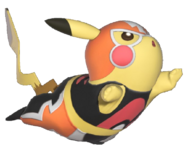 1.7.Pikachu Libre falling