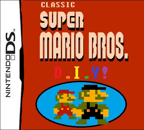 Classic Super Mario D.I.Y.